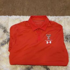 UA Texas Tech Polo